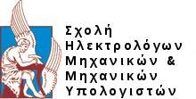 Έμβλημα Πολυτεχνείου Κρήτης με τίτλο Σχολή Ηλεκτρολόγων Μηχανικών & Μηχανικών Υπολογιστών